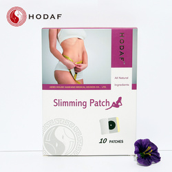 effective Navel Stick Magnetic Burn Fat Belly Slimming Lose Weight patch