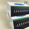 High quality wholesale printed recycled paper sleeve packaging
