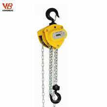Small lifting equipment 2 ton manual hoist