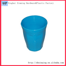 Kids reusable plastic drinking cup with handle