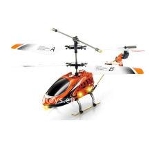 Rfco vendedor caliente del helicóptero de la serie 339 3CH RC del metal de JXD con el girocompás (anaranjado)
