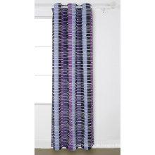 Polyster Blackout Print Winddow Vorhang