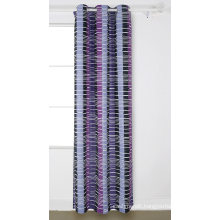 Polyster Blackout Print Winddow Curtain