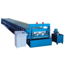 Maquinário de formação de rolo de piso de aço colorido