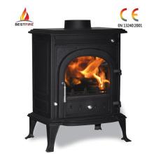Cast Iron Wood Burning Wood Burner