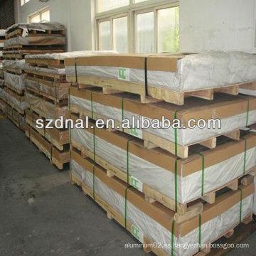 Mejor precio hoja de aluminio 3003 para uso amplio
