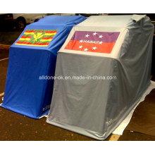 Publicidade Tenda de garagem de abrigo de motocicleta, Moto House