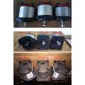 Motor de aceite de engranajes de transmisión hidráulica bidireccional