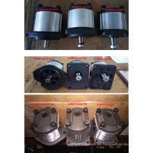Motor de bomba de engranajes hidráulicos para sistema hidráulico