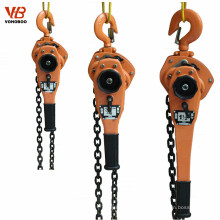 High level hand chain pulley block / hoists with low price for sale