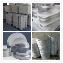 Cercle de feuille d'aluminium dans le diamètre différent pour des batteries de cuisine