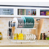 ChuZhiLe stainless steel dish rack China supplier D-382A