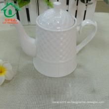 Casa jarra de agua, hotel tetera, tetera de cerámica