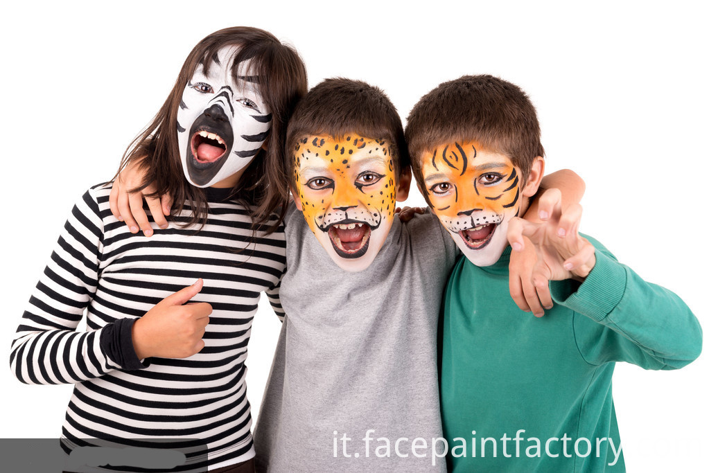 Waterbased Face Paint
