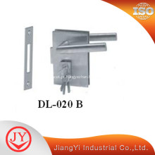 Bloqueio de porta de liga de zinco para portas de vidro
