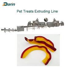 Máquina de extrusión de alimentos para perros