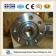 Alloy steel slip on flange RTJ
