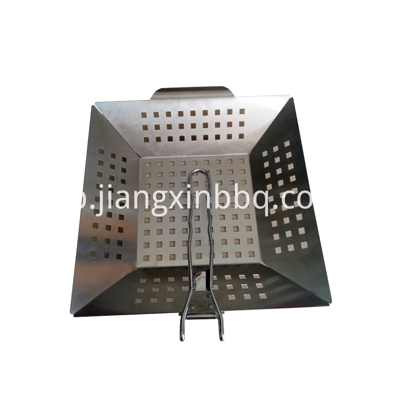 Professional Grade Vegetable Basket Golden