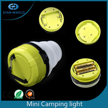 Portable Silicon Led Camping Lantern