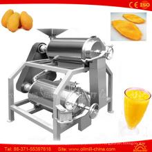 Batidor de partículas de doble canal batidor de frutas y verduras