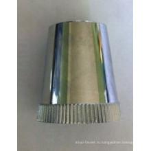 Кран аксессуар из пластика ABS с отделкой Крома (ГВ-003)