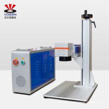 20w laser fiber color marking engraving machine 30w color laser printer low cost price