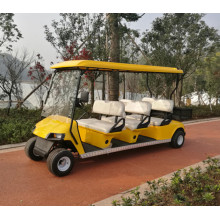6 seats club car gasoline golf car with good price
