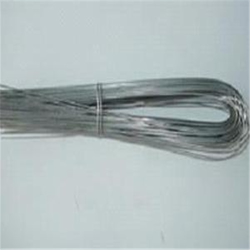 low price galvanized U type wire