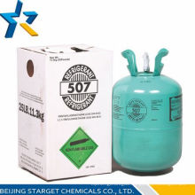 mixed refrigerant gas R507 11.3kg/25lb with best price