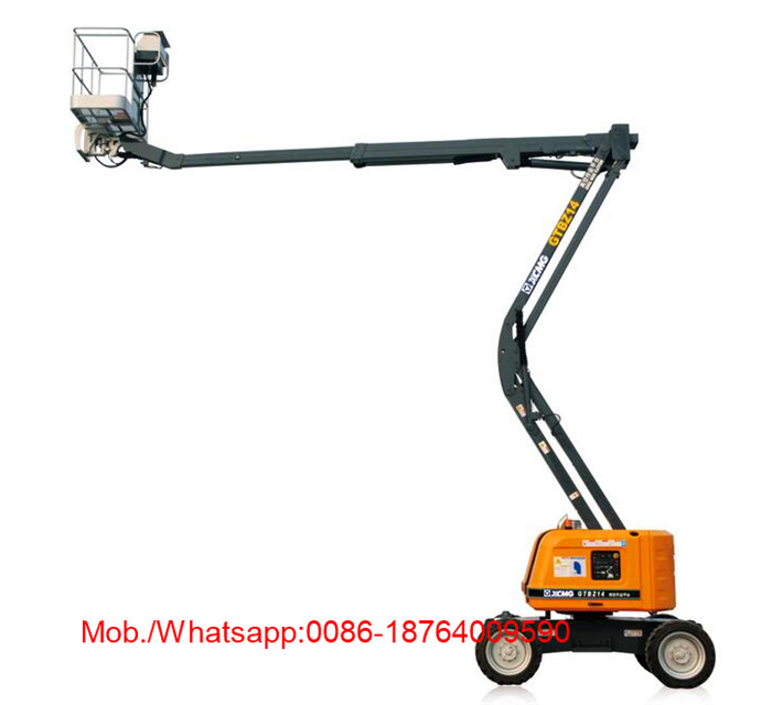 GTBZ14JD Articulated Boom Type Aerial Work Platform