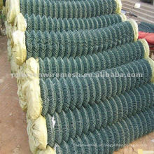 PVC Revestido Chain Link Fence 2.4mm