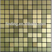Dekorative Mosaik Wandpaneele Aluminium