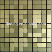 Aluminum wall decorative mosaic panels