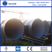 new arrival 3pe coated pipe