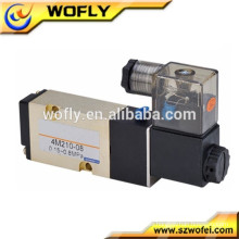 Válvula solenoide válvula 4V210 válvula neumática de aire