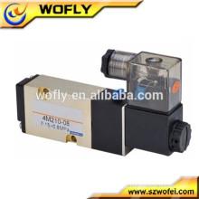 4V210 válvula solenóide válvula pneumática válvula pneumática