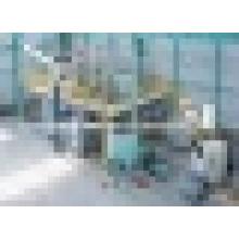Desperdício Preto Motor Oil Recycling System (EOS)