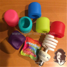 Hot Sale Heat Resistant Silicone Bulb Caps