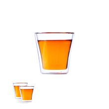 2.3 Unze Brosilicatglas Kaffeetasse Exporteure