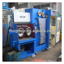 14DT(0.25-0.6) Copper fine wire drawing machine with ennealing(cable coil machine)