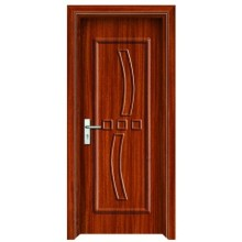 hot sale modern Interior Pvc Door