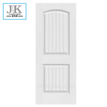 JHK-White Laminated Kitchen Door Skin In vendita