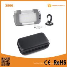 Lumifire 3500 Portable Helligkeit LED Taschenlampe mit USB Ladegerät