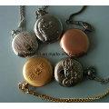 Chaîne de montre de poche en quartz antique sur mesure