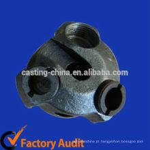 Moinho de broca de aço carbono personalizado