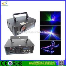 Laser luzes de Natal cartão SD mini laser de animação a cores de animação