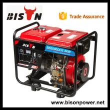 BISON CHINA Taizhou 6kva AC einphasigen heißen Verkauf 6500watt Preise Mini Generator