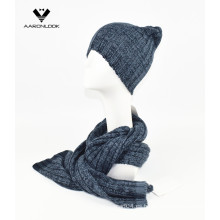 Beanie de la bufanda determinada hecha punto cosplay del invierno 2PC