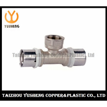T-Joint Female Forged Stainless Steel Press Pipe Fittings (YS3209)