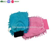 Перчатка мытья автомобиля microfiber, бесплатные химического стиральная Митт
